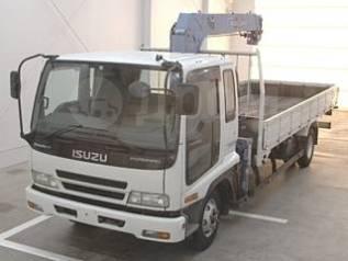 Isuzu Forward. Манипулятор, 5 190куб. см., 5 000кг., 4x2. Под заказ