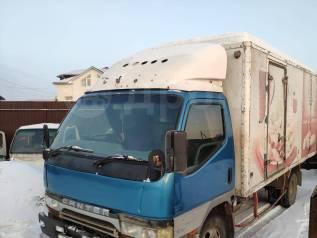 Mitsubushi canter 4m51 в разбор