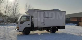 Isuzu NPR. Продается грузовой мультирежимный рефрижератор Исузу эльф, 4 570куб. см., 3 000кг., 4x2