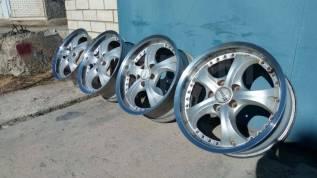 """Диски Foma wheels R17. 7.0x17"""", 4x114.30, ET42, ЦО 63,0мм."""
