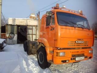 КамАЗ 6460-63, 2008
