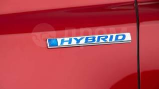 Наклейка Hybrid ! Металл. В наличии!