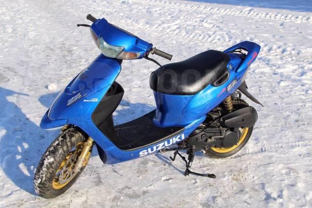 Suzuki ZZ Inch Up Sport. исправен, без птс, без пробега