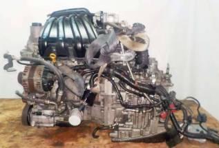 Двигатель Nissan HR15 HR15-DE с вариатором и навесным