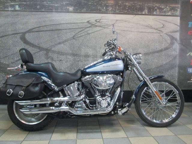 Harley-Davidson Softail Deuce FXSTDI. 1 450куб. см., исправен, птс, без пробега