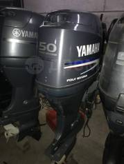 Лодочный мотор Yamaha F50, Инжекторная, нога L (508 мм)