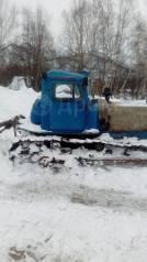 ПТЗ ДТ-75М Казахстан. Продаётся бульдозер дт75 Казахстане с лопатой, 1 000куб. см., 3 000кг.