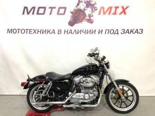 Harley-Davidson Sportster Iron 883 XL883N, 2012