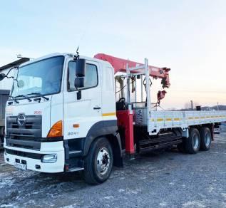 Бортовой грузовик с манипулятором, стрела 7 тн, борт 15 тн (Воровайка)