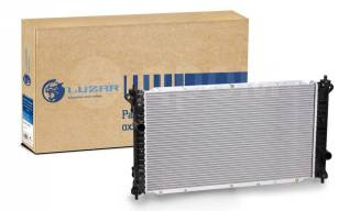 Радиатор охлаждения двигателя в налиии Luzar