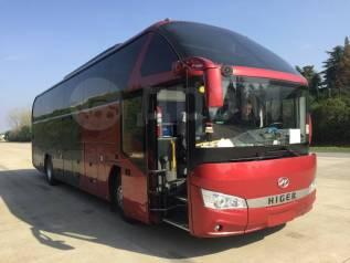 Higer KLQ6122B. Автобус , 51 место, В кредит, лизинг. Под заказ