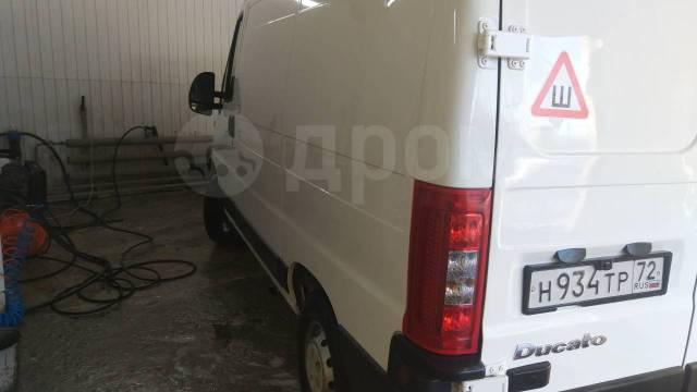 Fiat Ducato. Продается грузовой фургон , 2 300куб. см., 1 000кг., 4x2