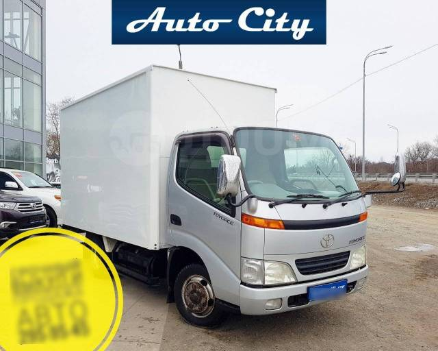Toyota ToyoAce. Toyota Toyoace, 4 600куб. см., 2 000кг., 4x2