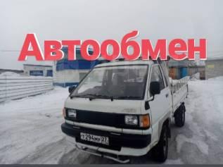Toyota Lite Ace Truck. Продам или обменяю грузовик 4wd с крановой установкой, 2 000куб. см., 1 500кг., 4x4