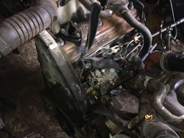 Двигатель в сборе. Volkswagen Transporter, T4 1X