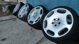 "Разноширокие диски Mercedes OZ Carlsson 1/6 R18. 8.5/9.5x40"" 5x112.00, 5x114.30 ET47/42 ЦО 66,7мм."