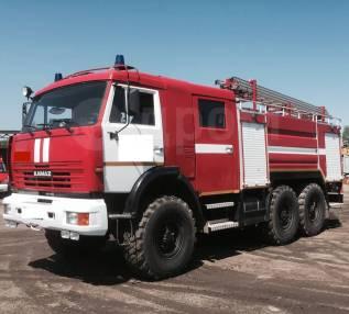 Пожарная автоцистерна. 11 000куб. см.