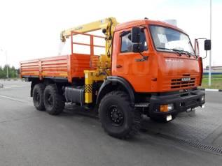 КамАЗ 43118 С кму soosan, 2020