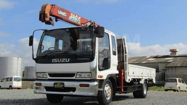 Isuzu Forward. , 7 200 куб. см., 4 000 кг., 4x2. Под заказ