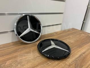 Новая эмблема в решетку радиатора Mercedes W213 , C238 , C257, C217