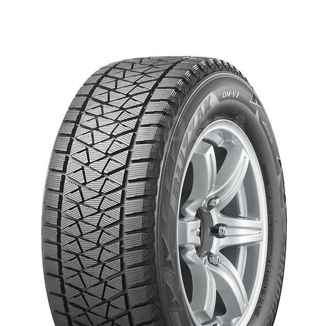 Bridgestone Blizzak DM-V2, 275/50 R22 T