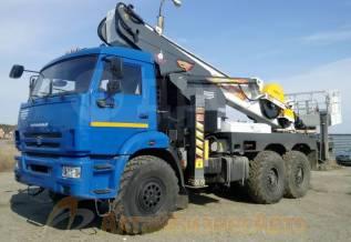 Novas-460 на базе КамАЗ-43118, 2020