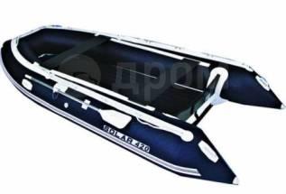 Лодка ПВХ Solar-420 JET Tunnel