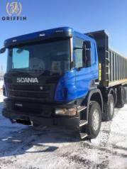 Scania P400. 8X4, 13 000куб. см., 8x4