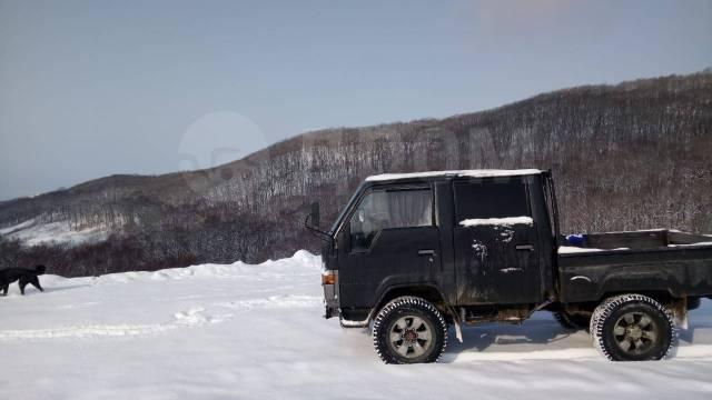 Тойота Хайс в Находке, рестайлинговая модель, Приморье