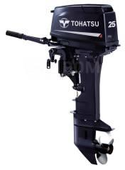 Лодочный мотор Tohatsu M25H