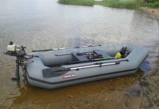 Hunterboat. 2018 год, длина 3,00м., двигатель подвесной, 2,60л.с.