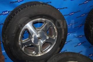 Колеса комплект 245/70 R16 Chevrolet Trailblazer