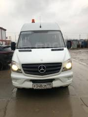 Mercedes-Benz Sprinter 515. Мерседес Спринтер 515 Луидор, 19 мест