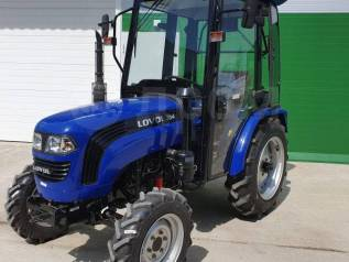 Foton Lovol. Трактор Lovol Foton TE-354 с кабиной, 35 л.с. Под заказ