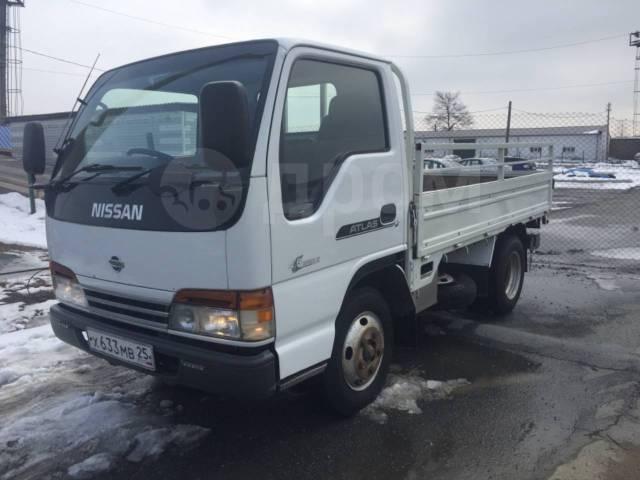 Nissan Atlas. Продам грузовик Ниссан атлас, 4 600куб. см., 2 200кг., 4x2