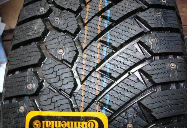 Continental ContiIceContact, 255/55 R18
