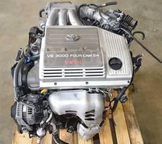 Двигатель 1MZ-FE по запчастям