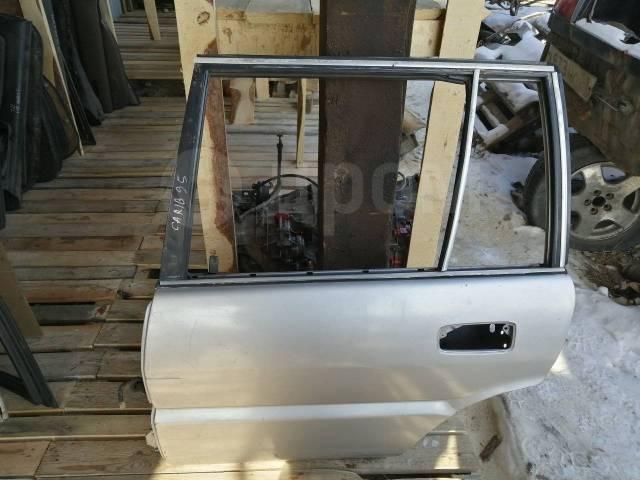 Дверь боковая. Toyota Sprinter Carib, AE95, AE95G 4AFE, 4AFHE