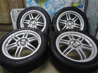 Продам Супер Крутые Спорт колёса Kosei Racing+Лето Жир 215/50R17