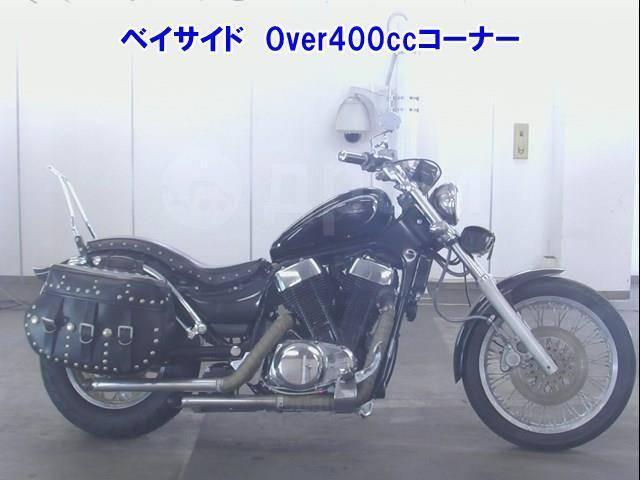 Suzuki VS 1400 Intruder. 1 400куб. см., исправен, птс, без пробега