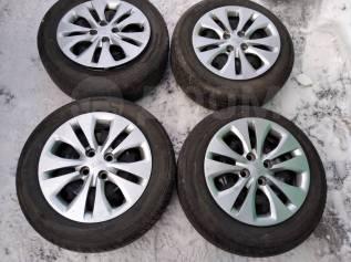 Колеса Bridgestone с KIA RIO 4/100/15