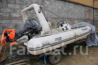 Лодка Achilles RIB 500AC