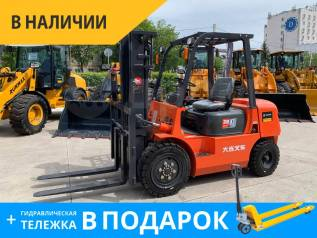 Dalian. Вилочный погрузчик CPCD30 В Хабаровске, 3 000кг., Дизельный