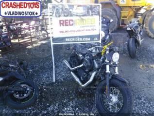 Harley-Davidson Sportster Forty-Eight XL1200X 32191, 2010
