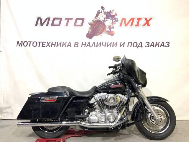 Harley-Davidson Electra Glide Classic FLHTCI. 1 580куб. см., исправен, птс, без пробега