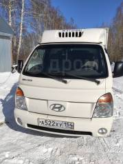 Hyundai Porter II. Продам грузовой-рефрижератор Hyundai Porter, 2 500куб. см., 1 200кг., 4x2