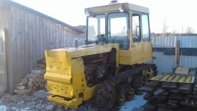 ВгТЗ ДТ-75. Продам трактор ДТ - 75 с плугом, 100 л.с.