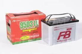 Аккумулятор FB Super NOVA 95D31L, ёмкость 80 А/ч, пусковой ток 630 А