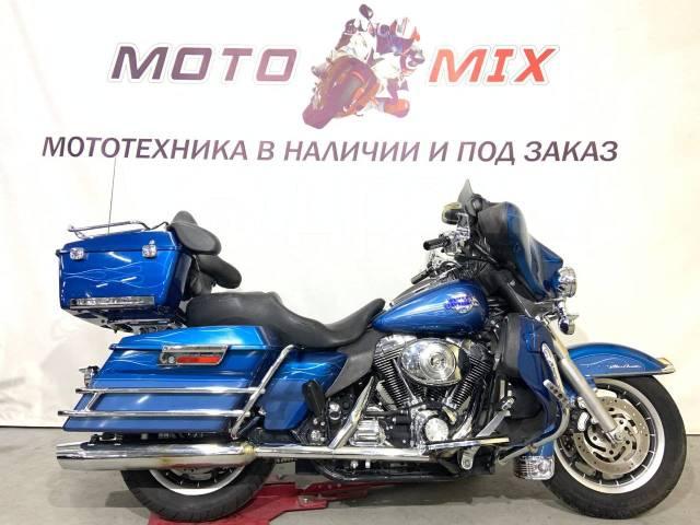 Harley-Davidson Electra Glide Ultra Classic FLHTCU. 1 450куб. см., исправен, птс, без пробега