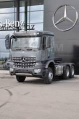 Mercedes-Benz Arocs. Тягач 6х6 3348AS, 12 800куб. см., 6x6